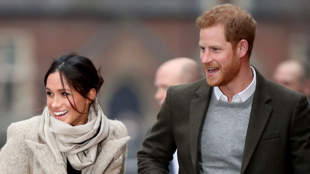 Prince Harry's sweet birthday tribute to Duchess Meghan
