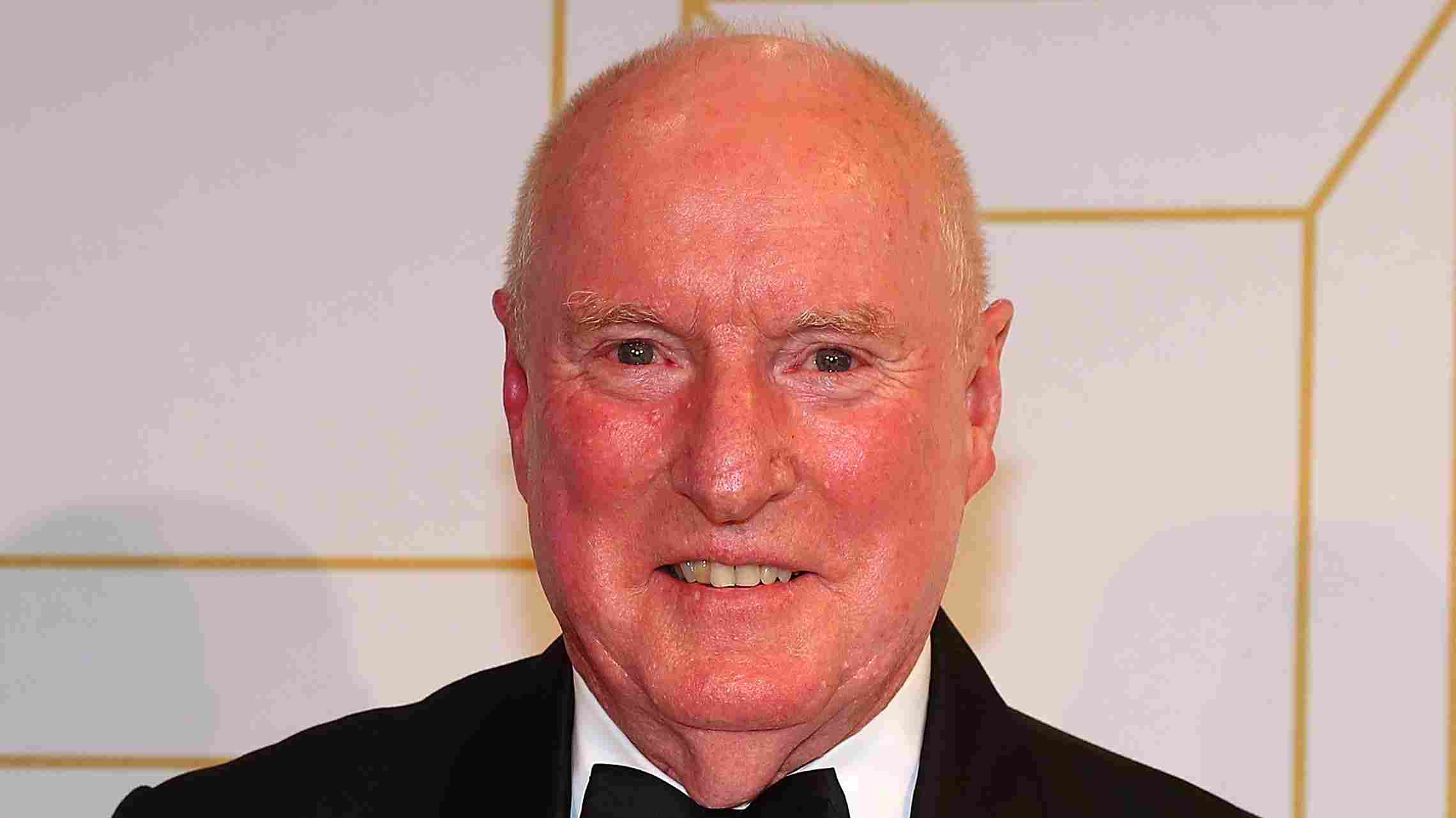 Ray Meagher's heart surgery shock