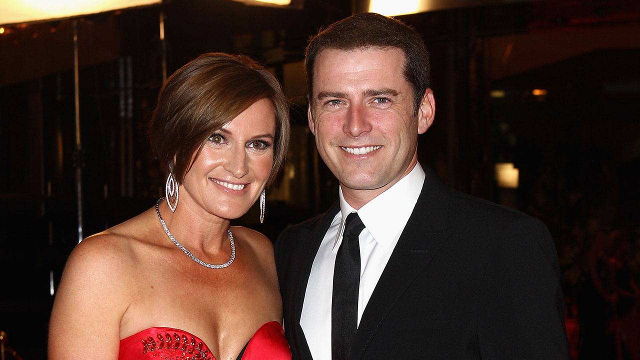 """Karl Stefanovic on why his marriage to Cassandra Thorburn ended: """"I didn't care"""""""
