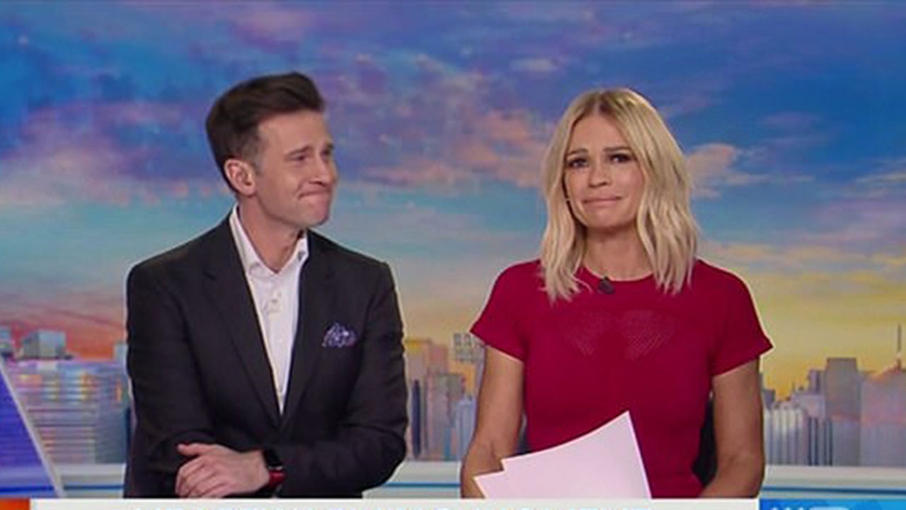 """You might need tissues for this"": David Campbell and Sonia Kruger break down in tears on Today Extra"