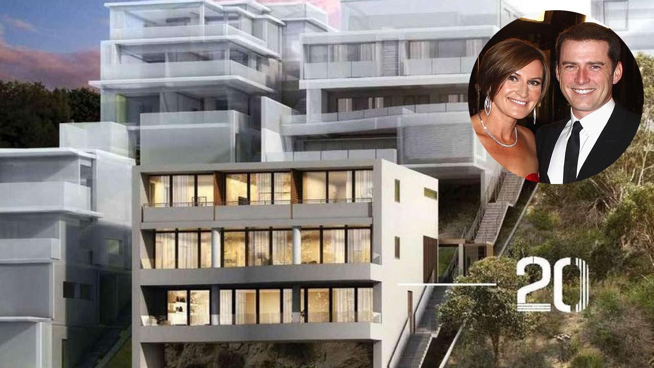 """Forever home"" no more: Karl Stefanovic and Cassandra Thorburn sell family mansion for $9 million"