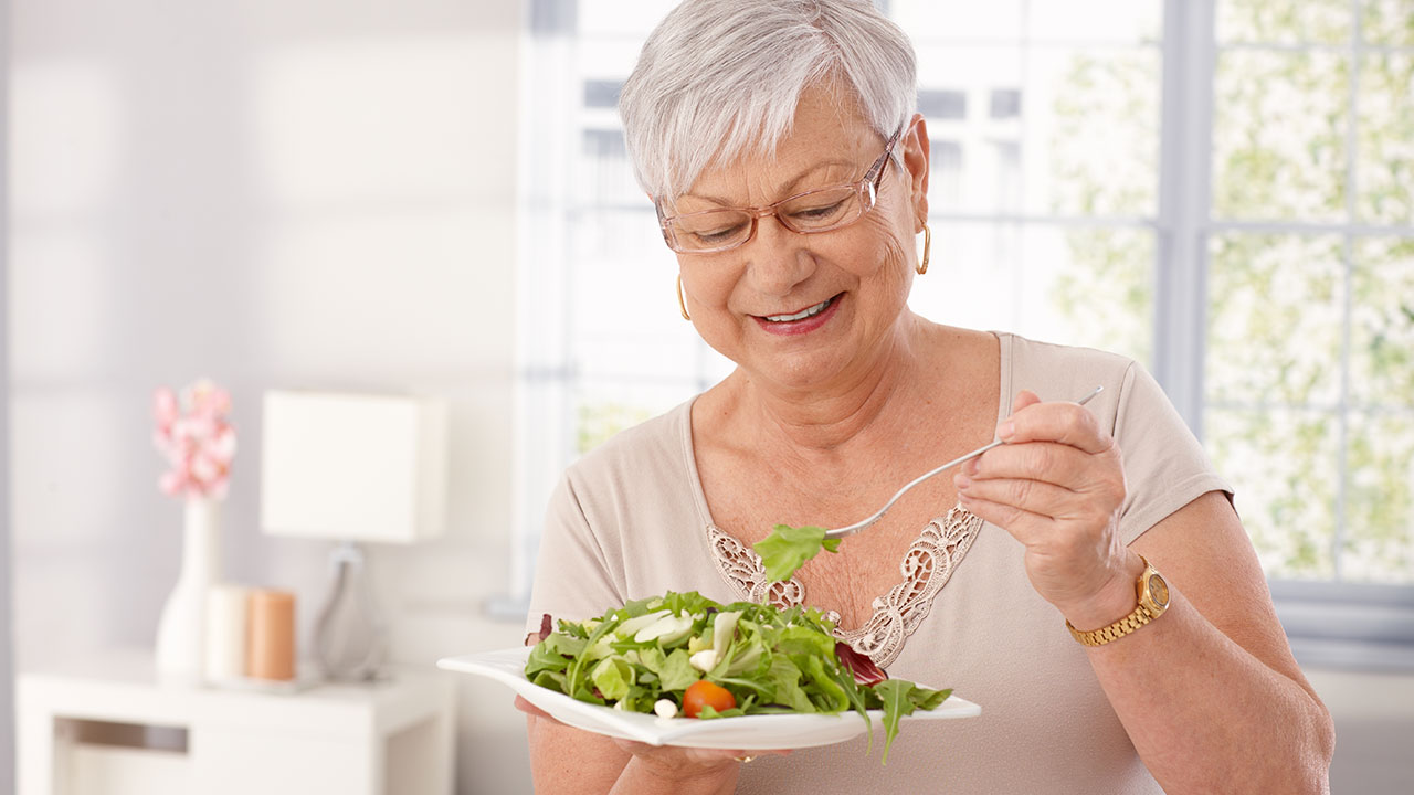 Foods that help reduce the risk of Alzheimer's disease