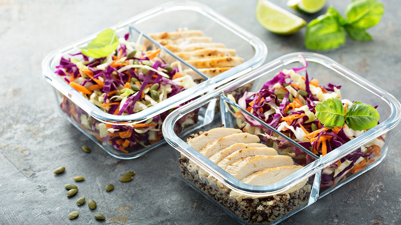 Your guide to meal prepping for beginners