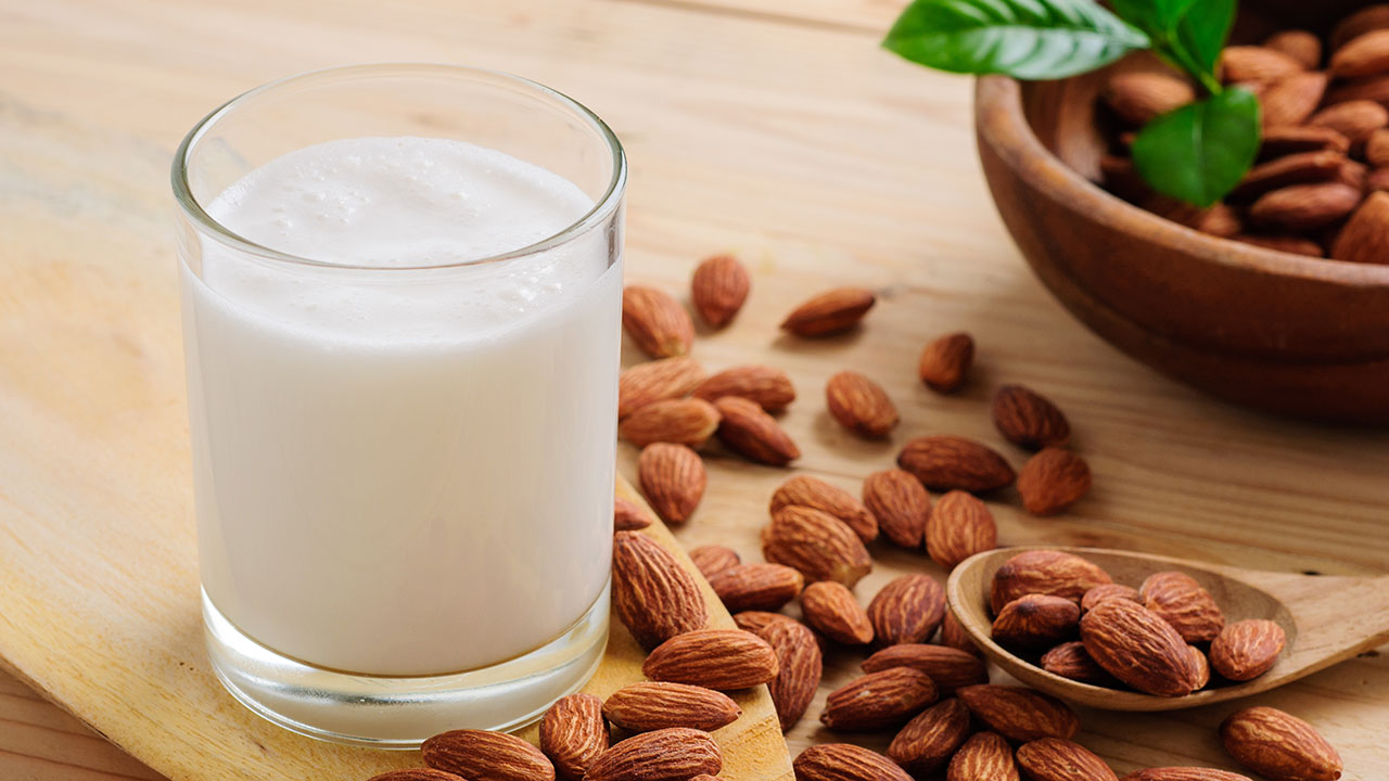 """Does almond milk deserve to be called """"milk""""?"""