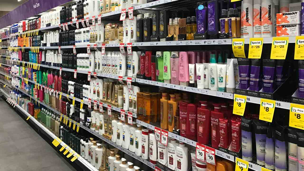 What your choice of shampoo says about you