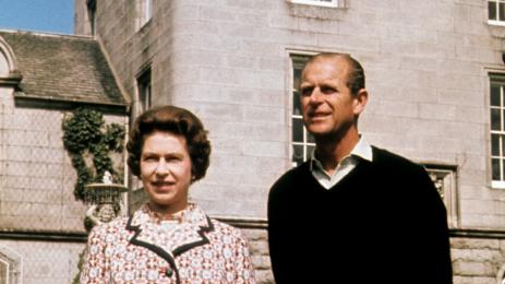 Royal sneak peek: Prince Andrew shares rare insight into the Queen's Balmoral Castle