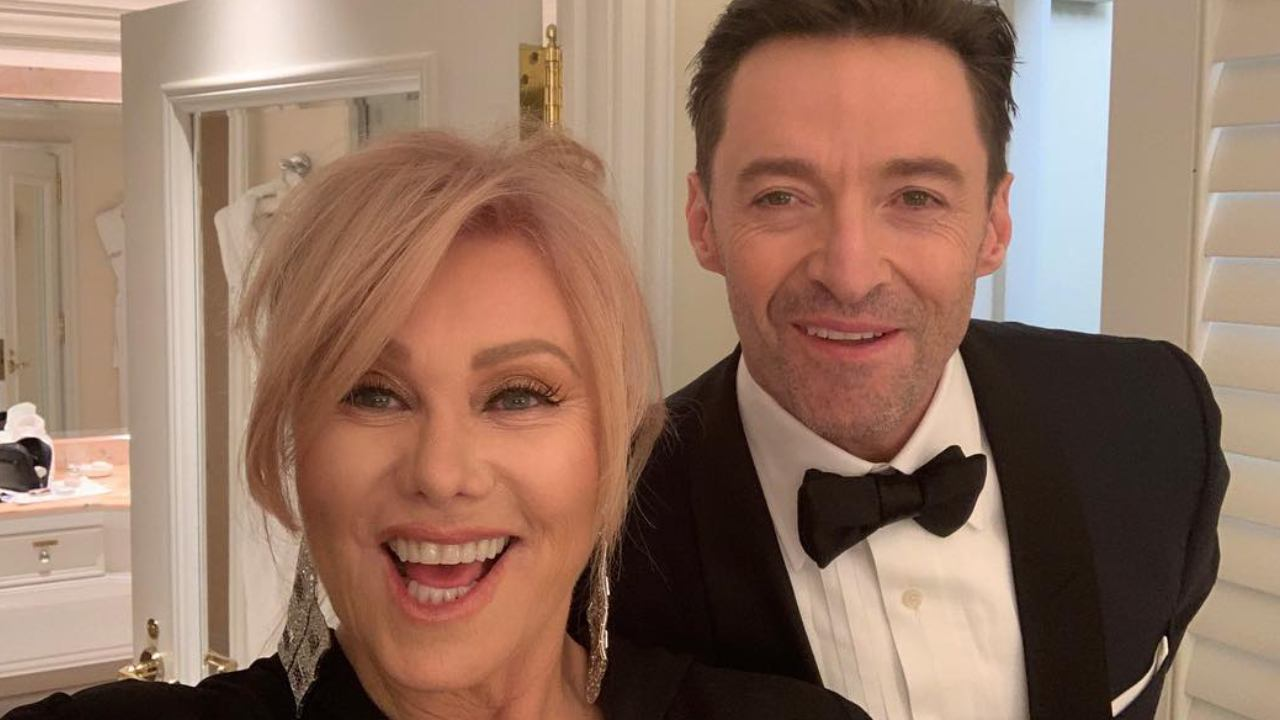 Hugh Jackman celebrates 25 years of marriage with beautiful post