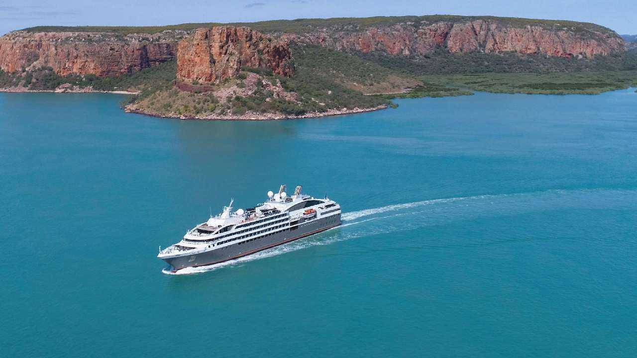 Ponant: It's French for inspired luxury expedition cruising