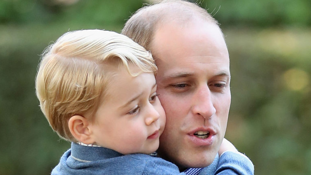 The bizarre rule that could stop Prince William and Prince George claiming the throne