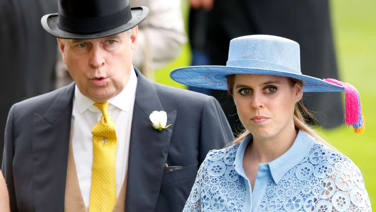 Prince Andrew's embarrassing blunder on Princess Beatrice's birthday tribute
