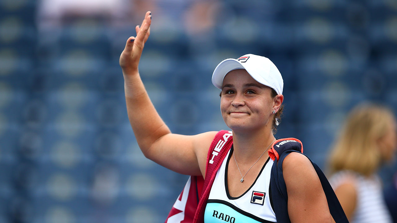 Ash Barty officially loses World No. 1 ranking after just 8 weeks