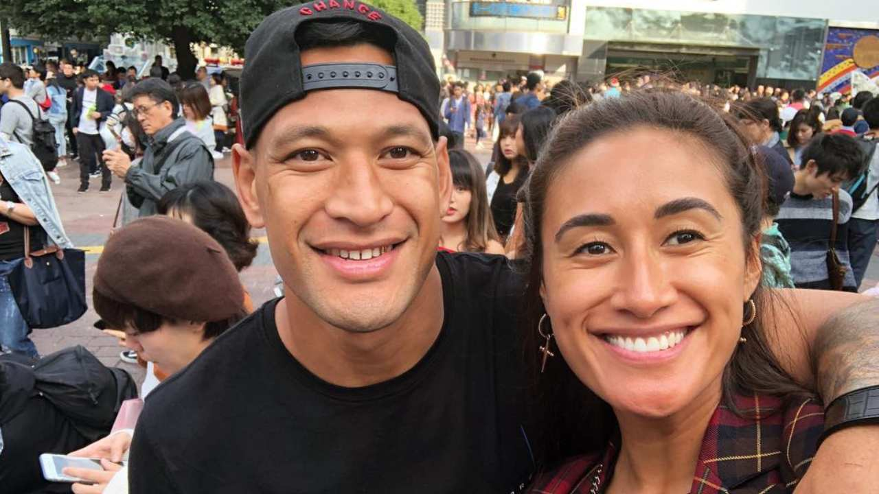 Israel Folau and Rugby Australia reach million dollar settlement