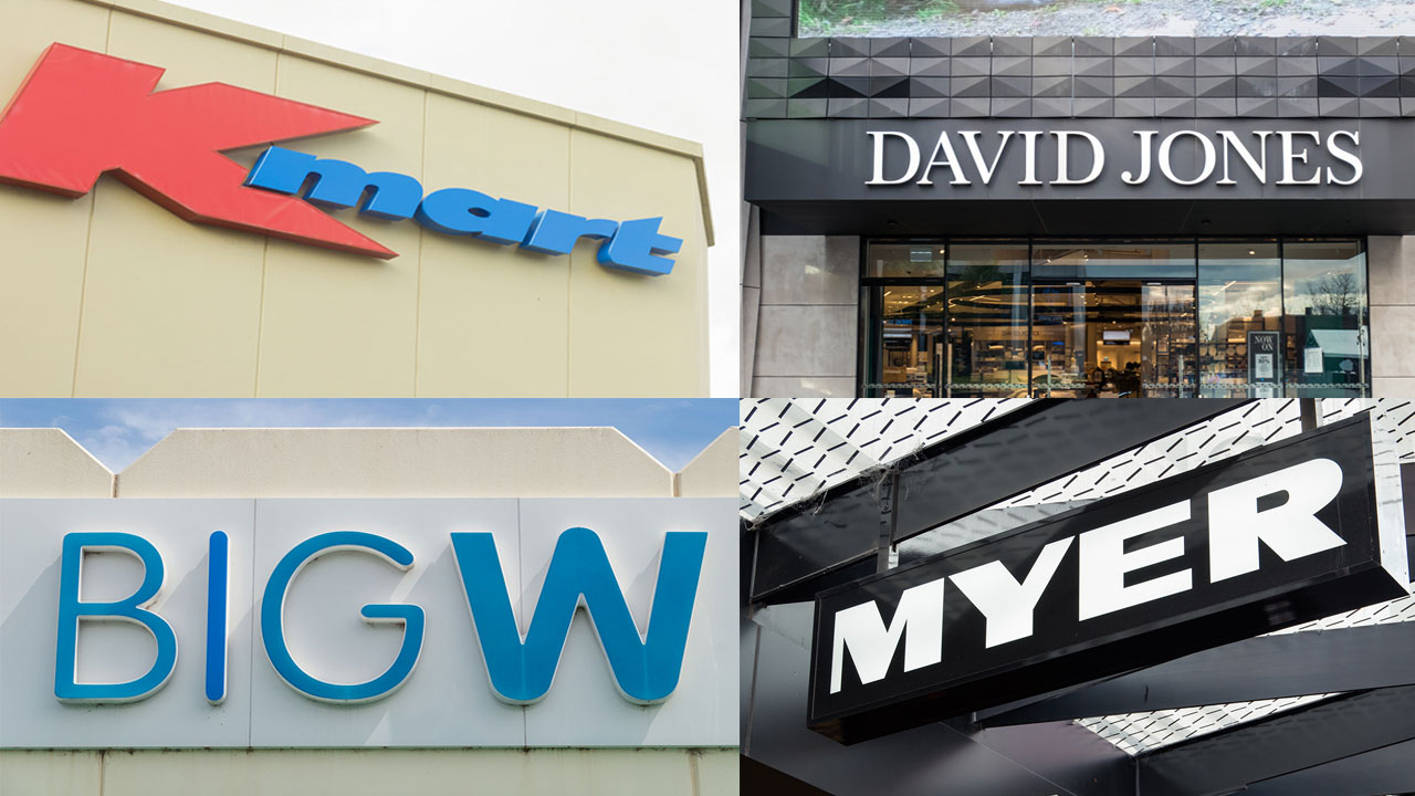 """""""Retail sector in recession"""": Warning issued for Australia's oldest department stores"""