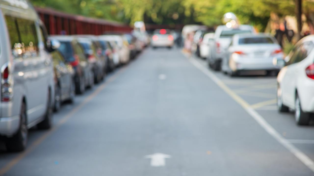 Drivers' new parking hack turns heads