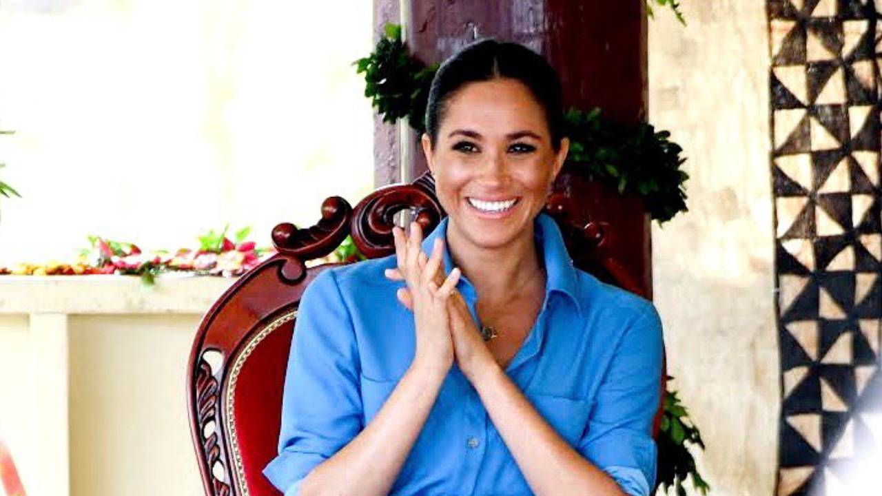 The special meaning behind Duchess Meghan's jewellery