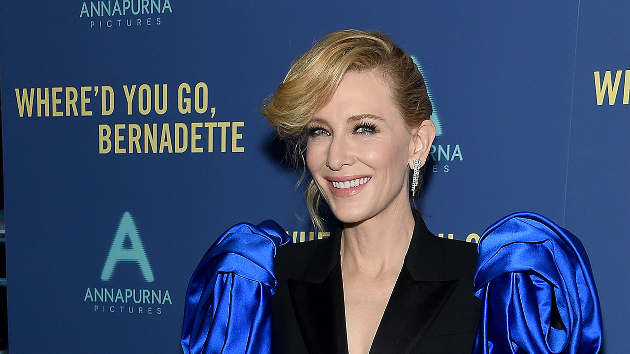 Quick change! Cate Blanchett turns heads with her showstopping outfits in New York City