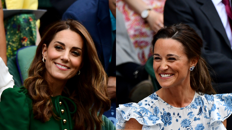 Duchess Kate and Pippa Middleton's former London home sells for $3.36 million