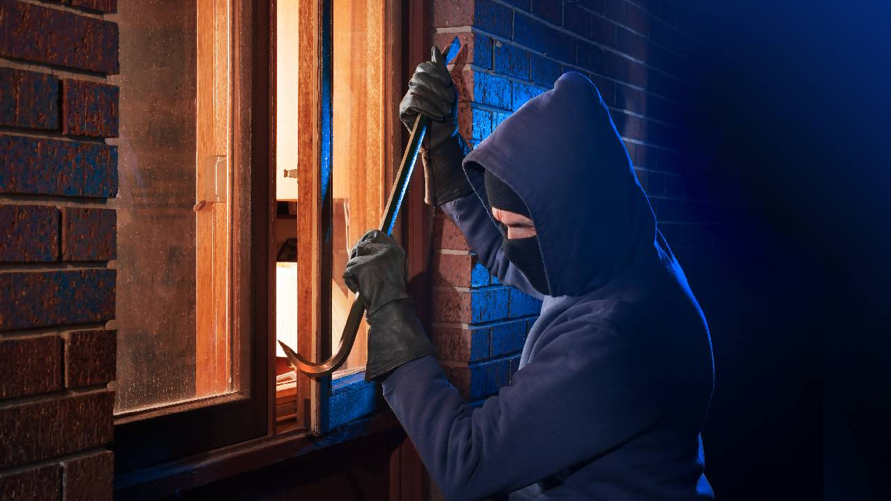 Protecting your home while you're away