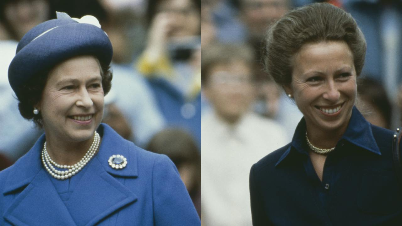Have you seen this pic before? Royal family shares sweet throwback snap of Queen Elizabeth and Princess Anne