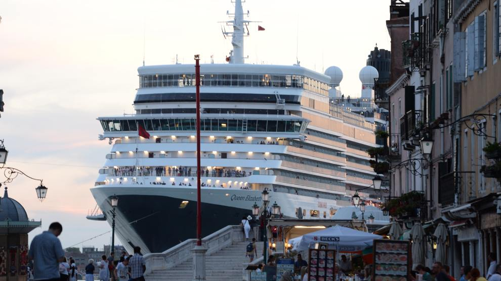 Venice heartache: Cruise ships asked to find a solution before it's too late