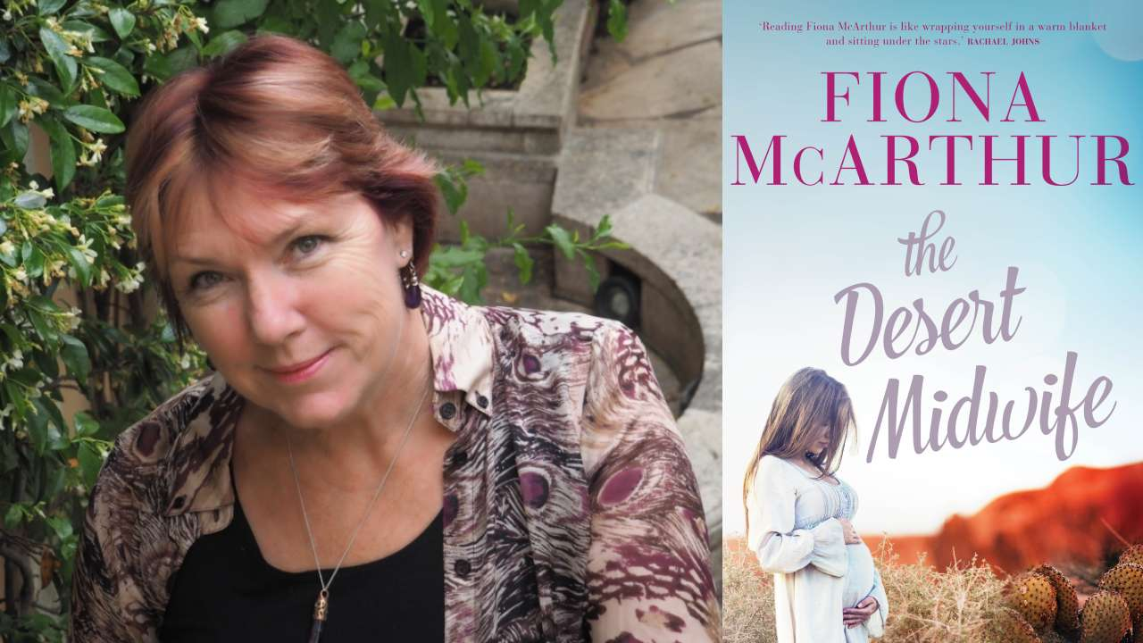 5 minutes with author Fiona McArthur