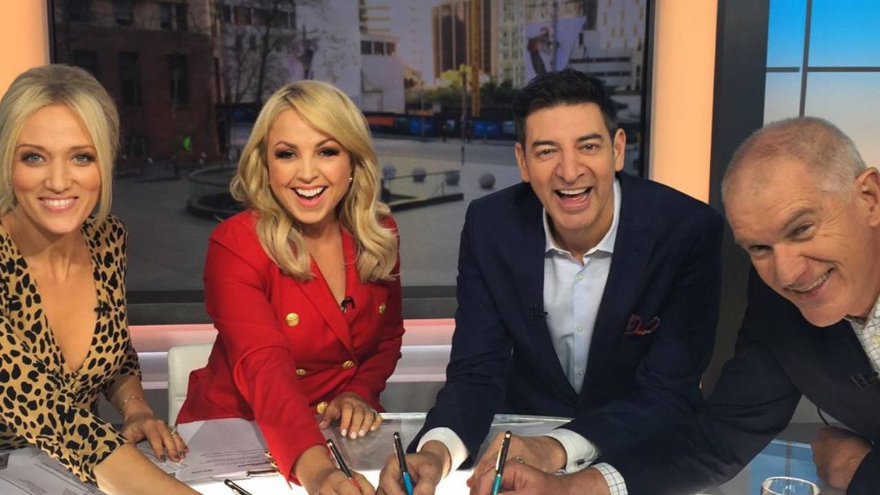 """Longstanding Seven Sunrise host scales back role due to """"gruelling schedule"""""""