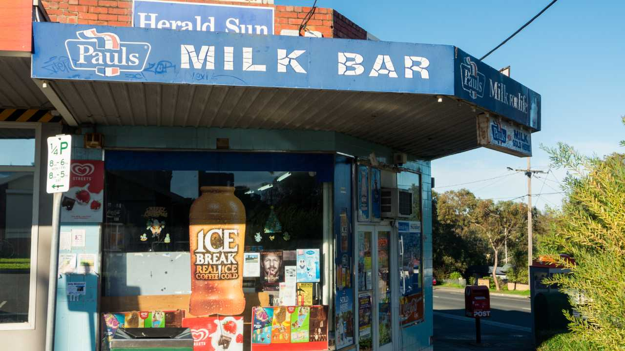 The slow death of the milk bar in Australia