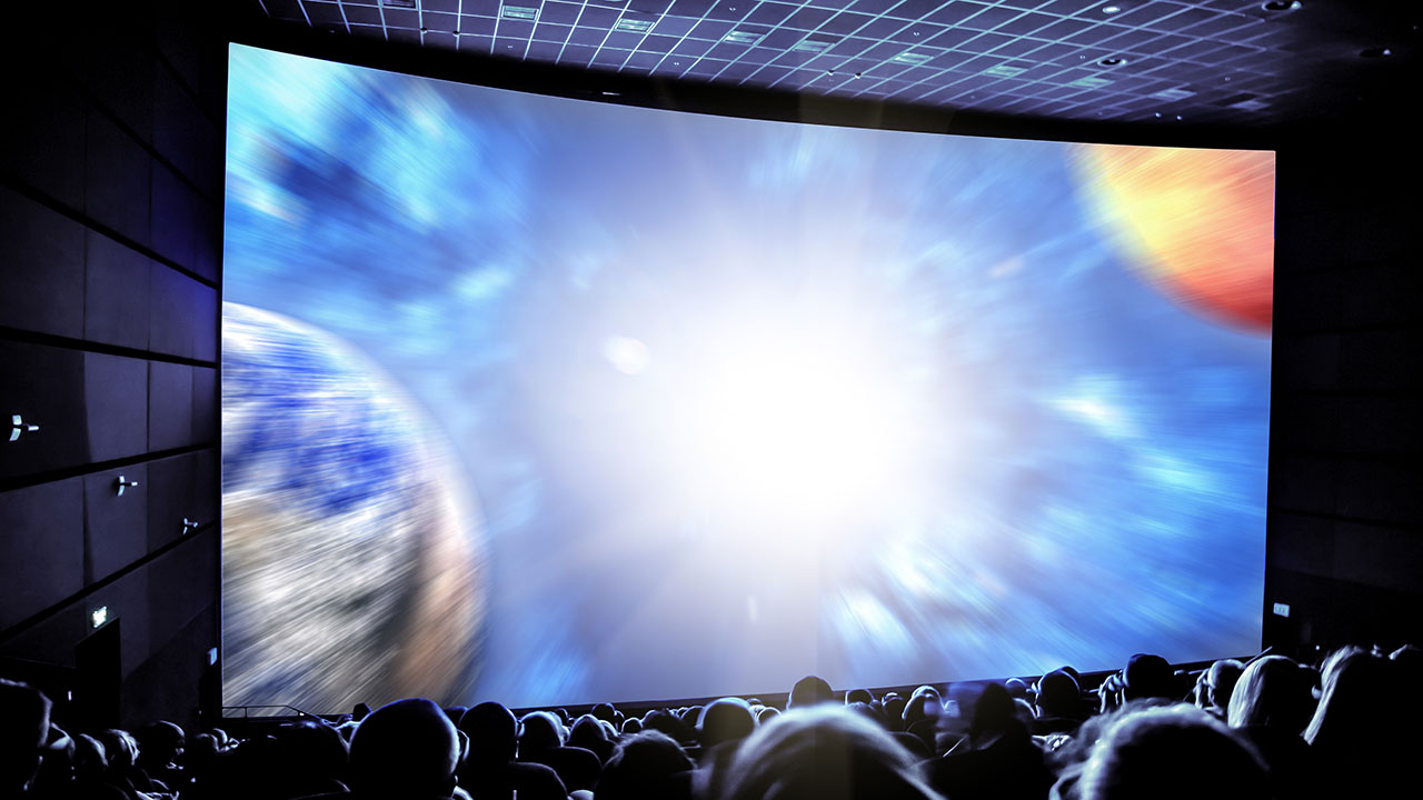Gravity lends weight to cinema – and always has