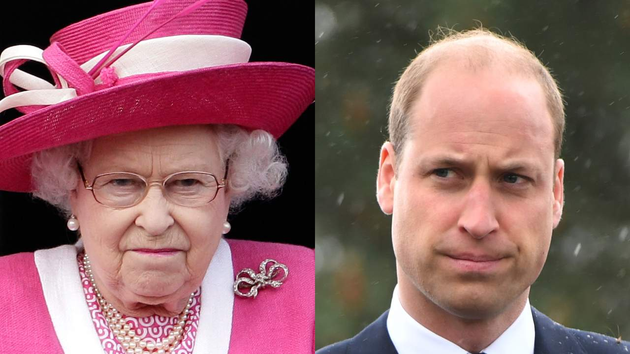 "Royal heartache: Why the Queen felt  ""great sadness"" over grandson Prince William"