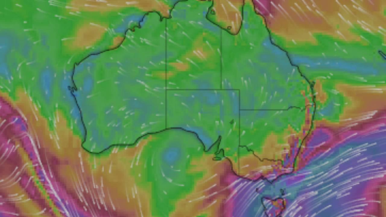 Batten down the hatches: Ferocious winds set to batter Australia