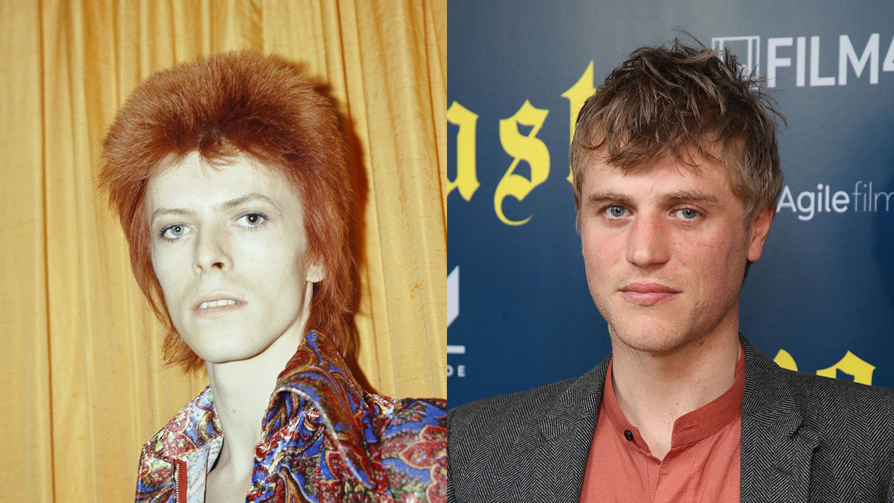 The first look at the new David Bowie biopic is here