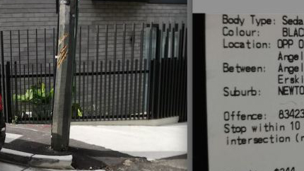 """""""Excessive"""": $344 parking fine sparks controversy among locals"""