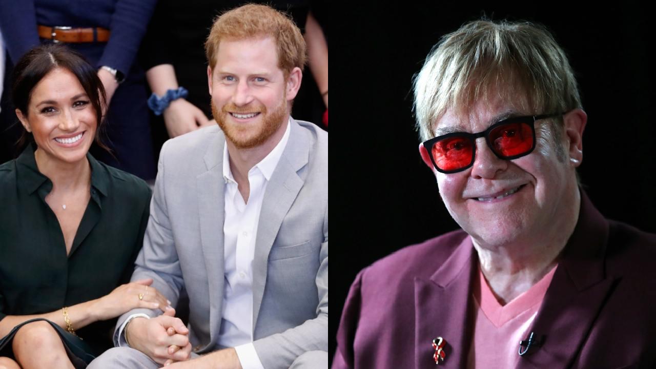 Royal hideaway! See Inside Elton John's French home