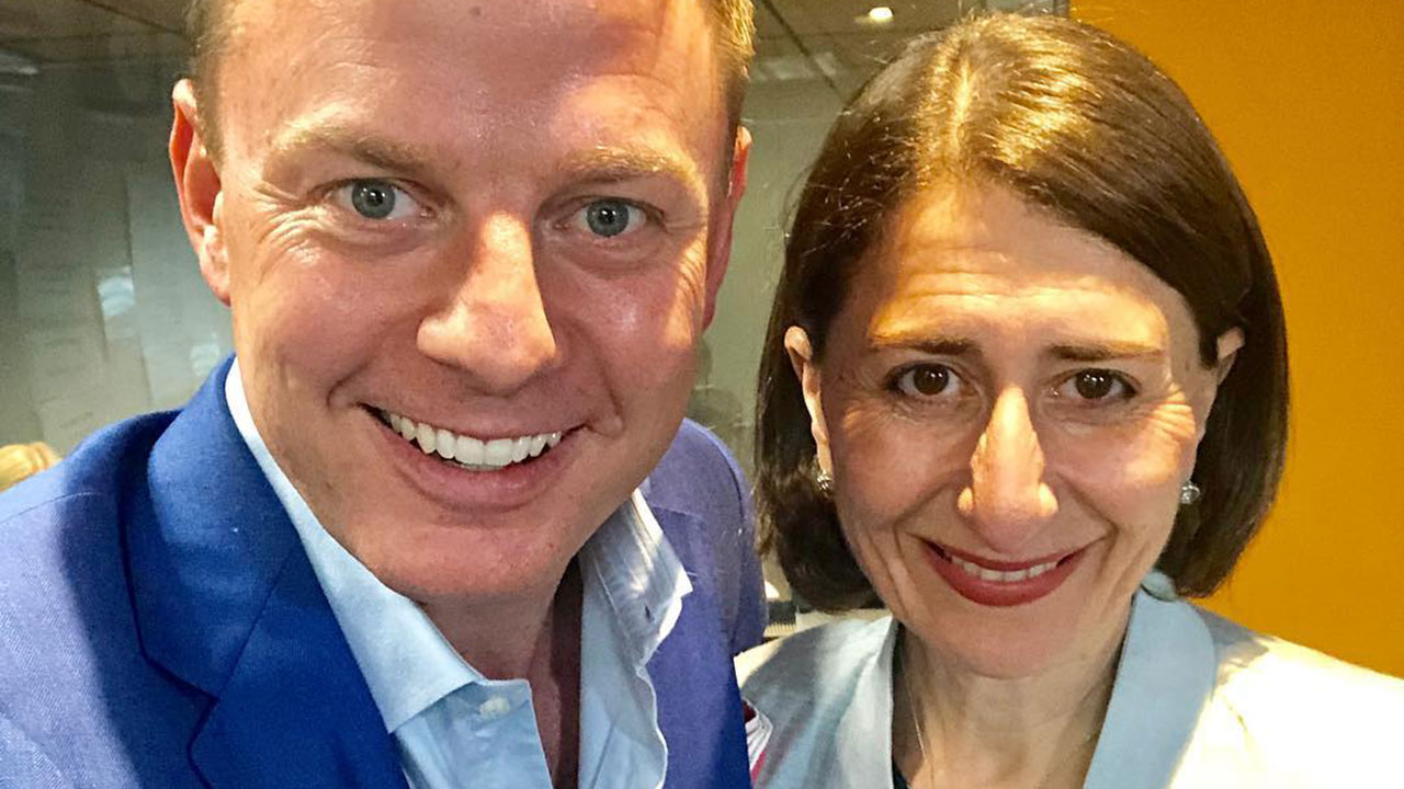 """""""Not OK"""": Ben Fordham criticised for posing inappropriate question to NSW Premier"""