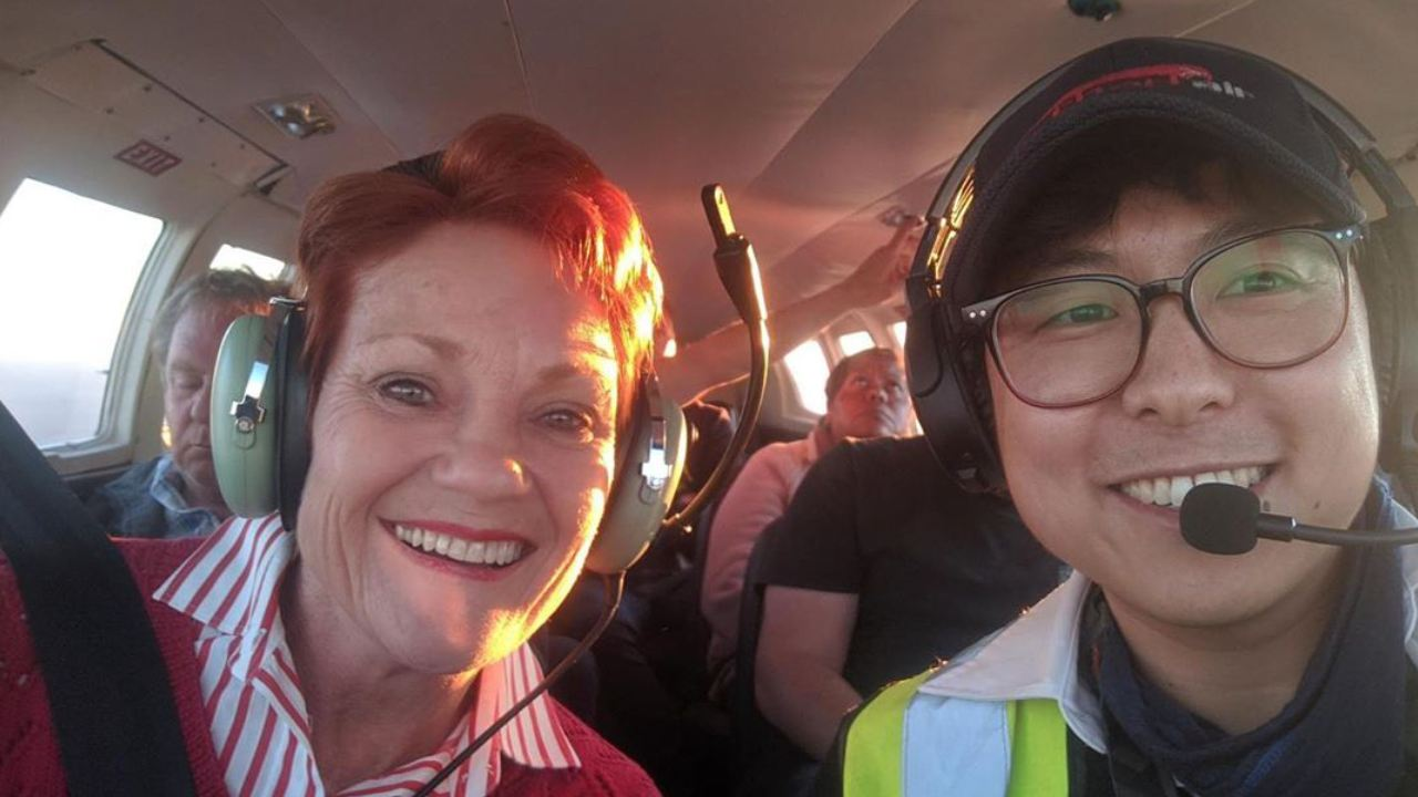 A Current Affair dodges questions about who paid for Pauline Hanson's Uluru trip