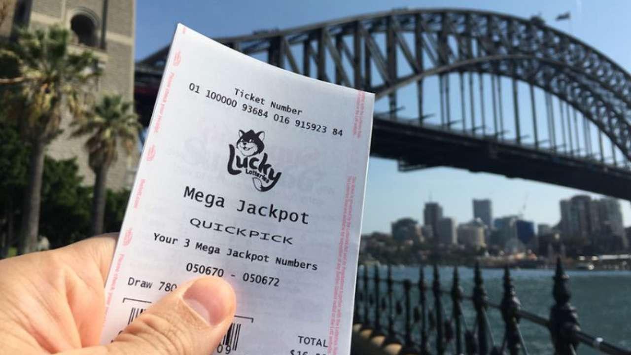 """My endless lunchbreak starts now"": Aussie wins second biggest lotto haul"