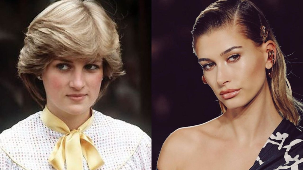 Iconic or imposter? Model transforms to recreate Princess Diana's most famous looks