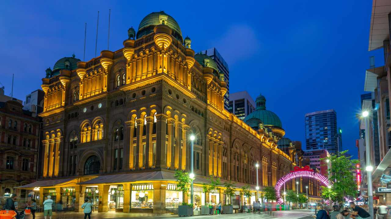 The haunting history of Queen Victoria Building in NSW
