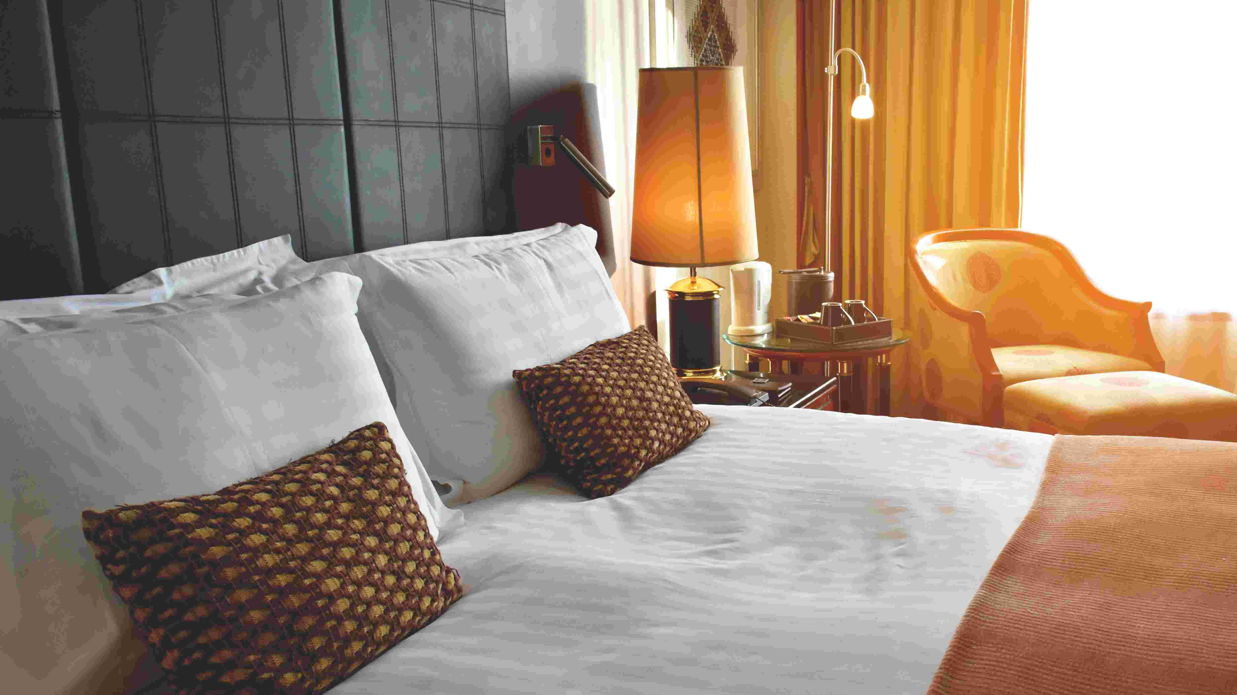 What you must check for in every hotel room