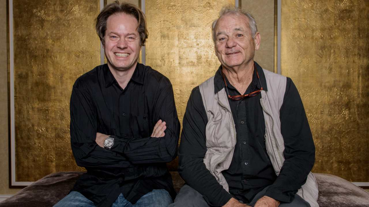 Bill Murray goes classical and releases an album