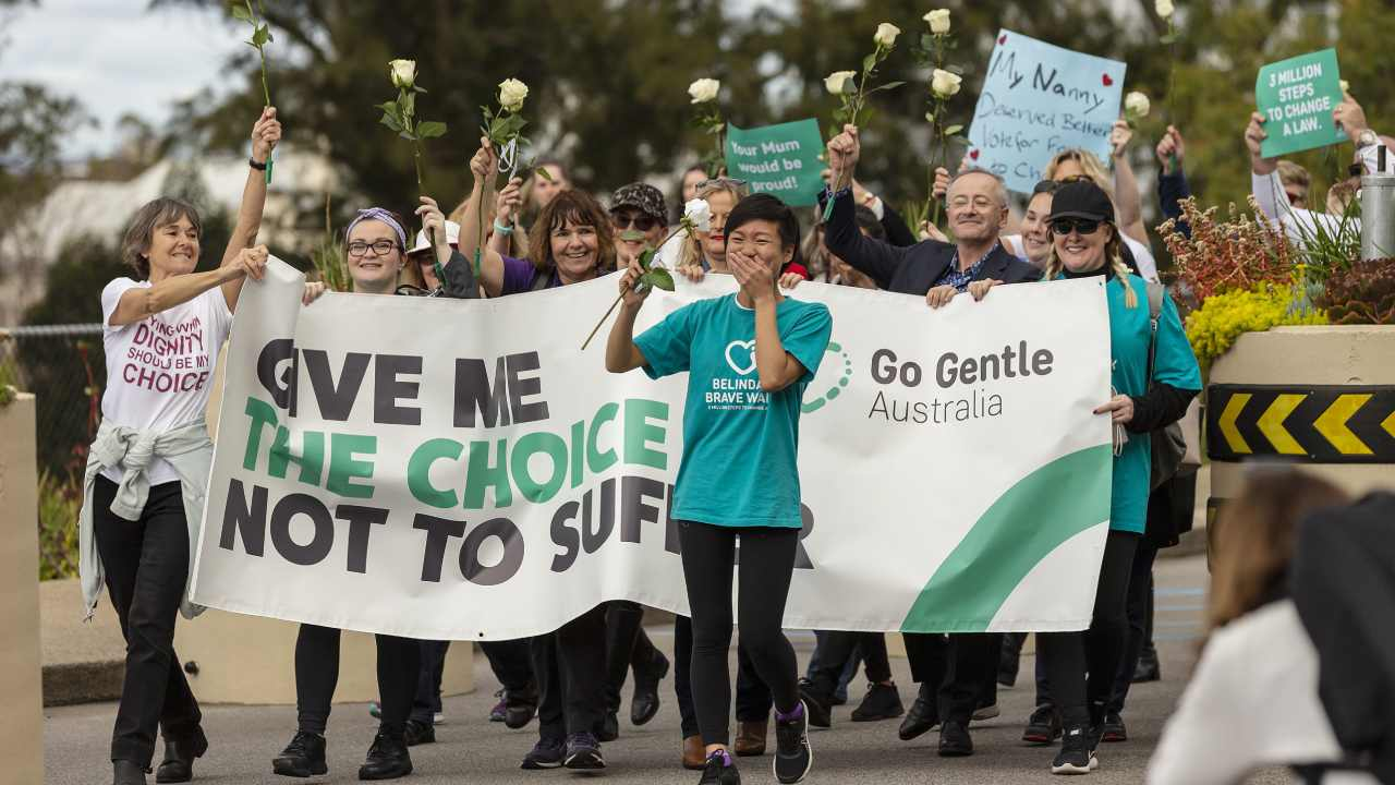 Second Australian state moves one step closer to legalising assisted death