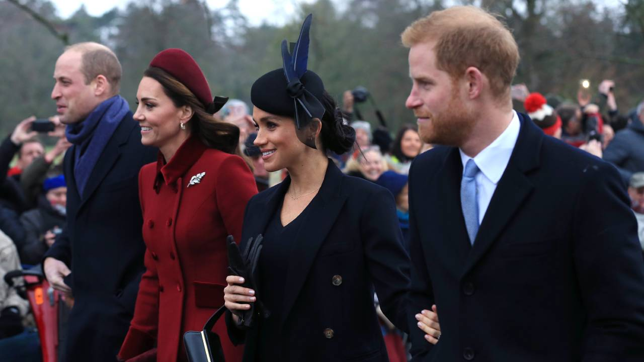 What the royals' handwriting says about them