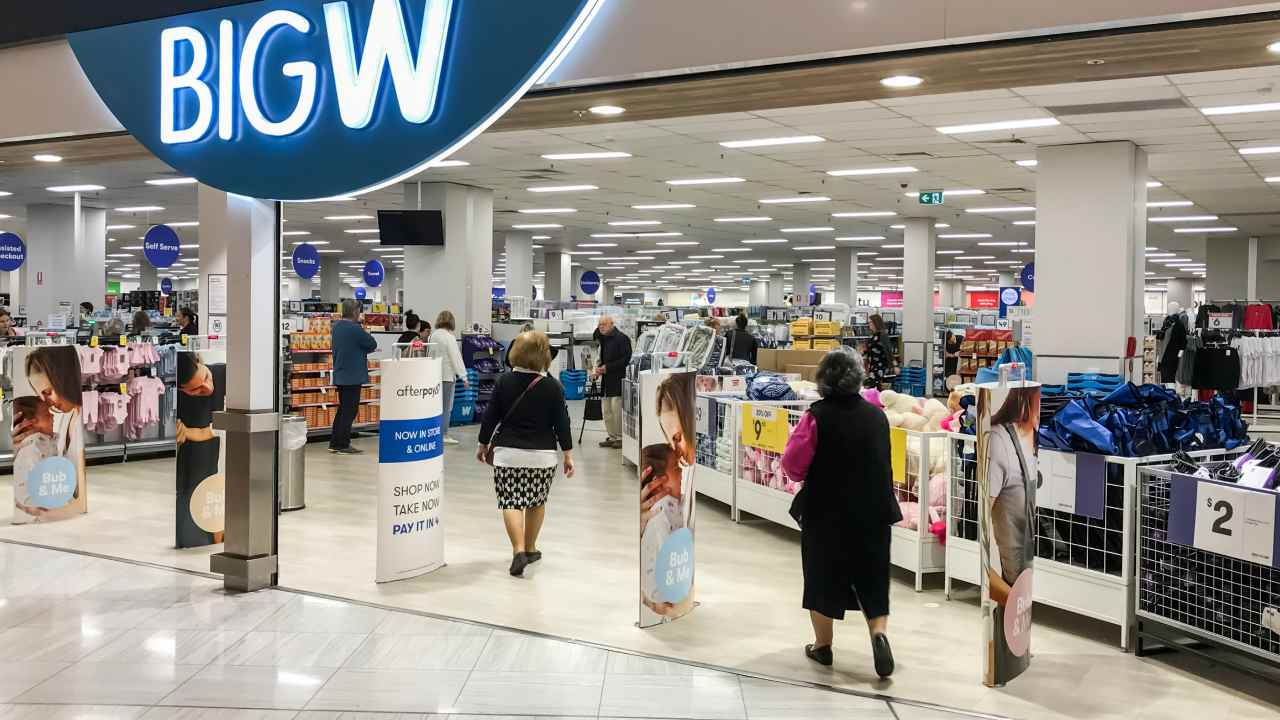 Chaos in stores as BIG W launches 80 per cent off sale