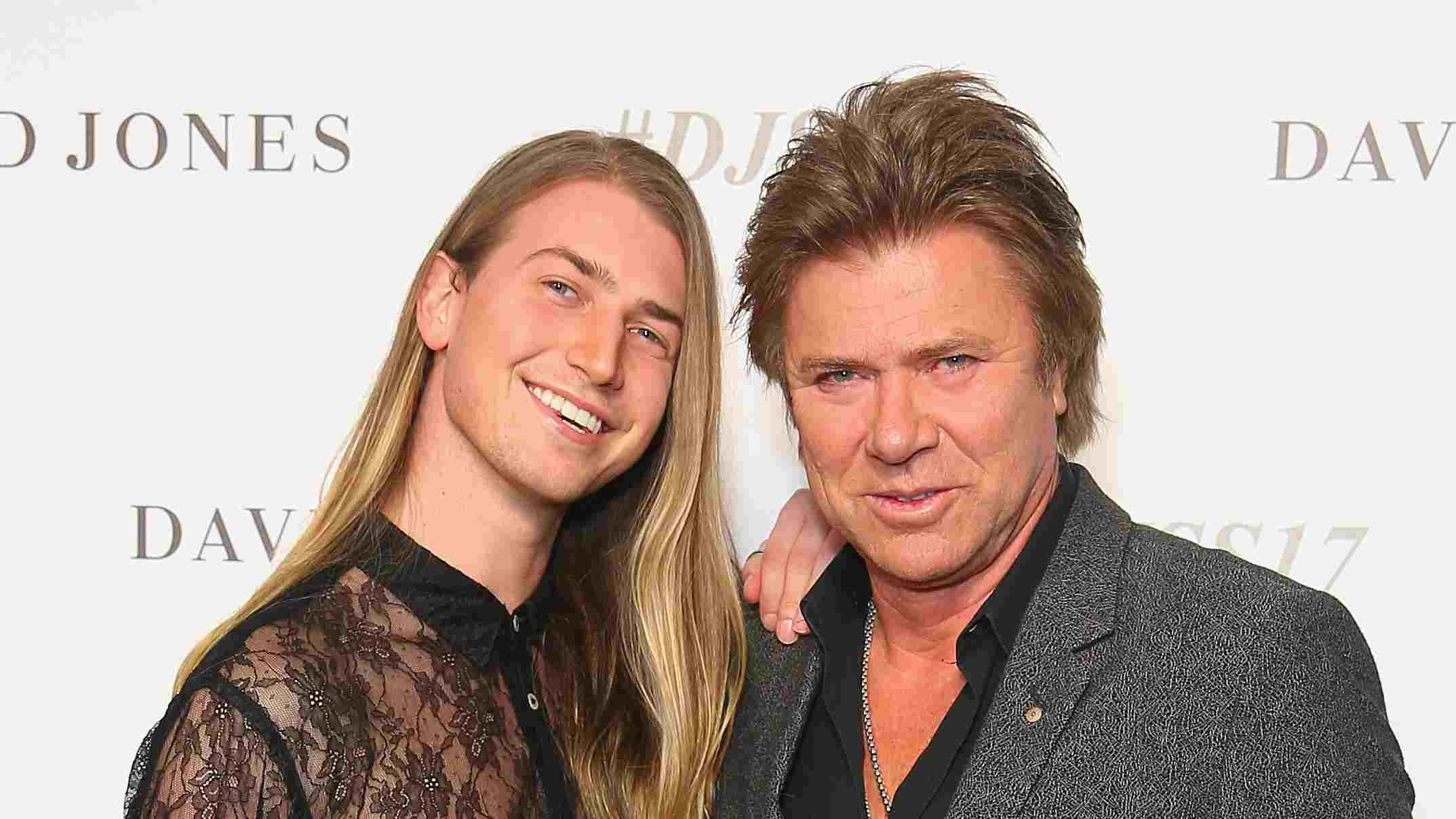 Wedding bells? Richard Wilkins and Virginia Burmeister update
