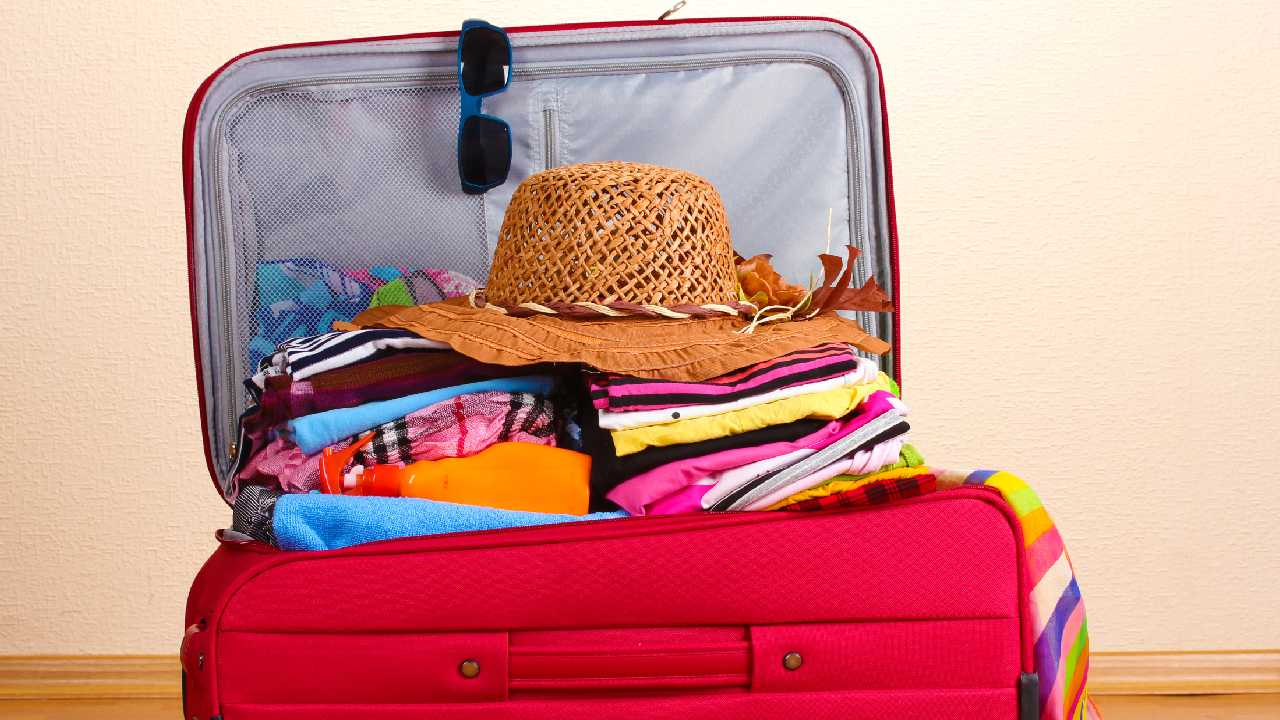 This simple cruise packing trick is a game changer
