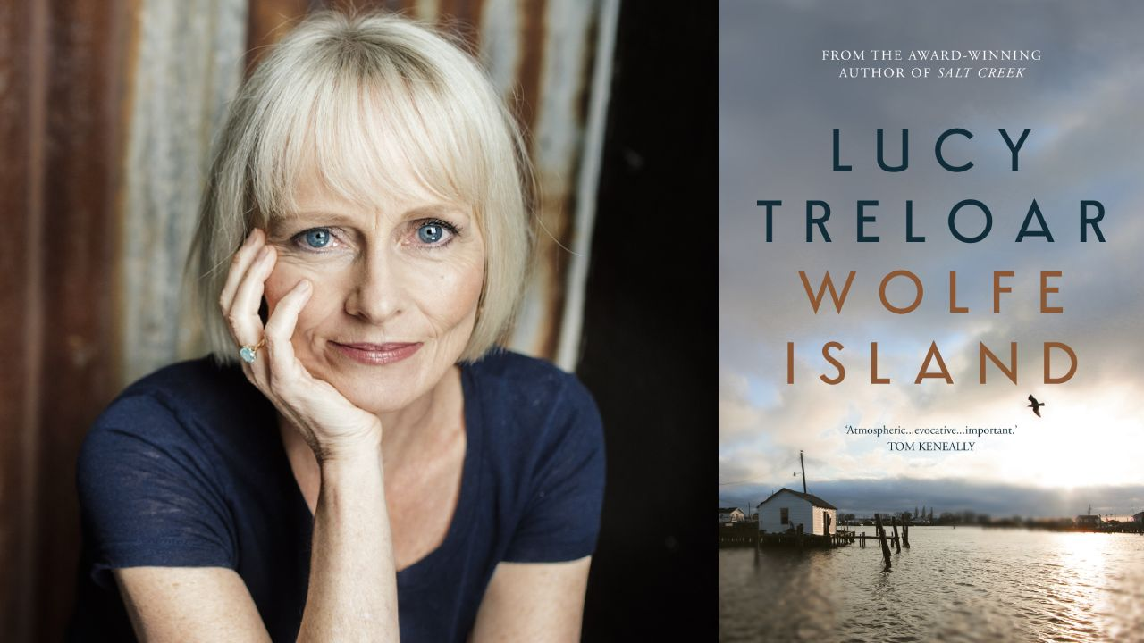 5 minutes with author Lucy Treloar