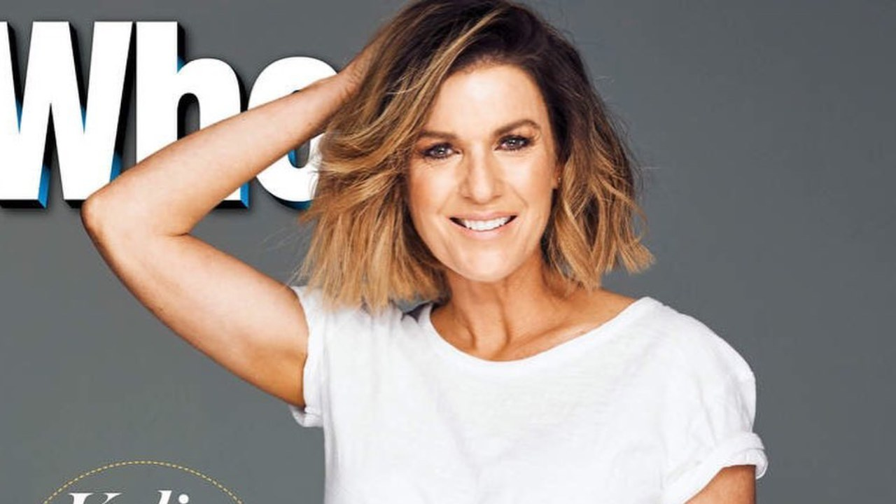 """""""I don't feel a day over 30"""": Kylie Gillies says she has her best body at 52"""