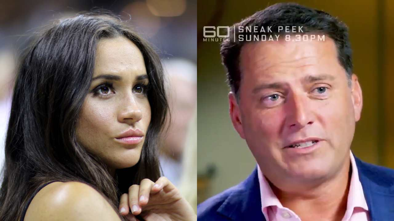 60 Minutes faces the fury: Karl Stefanovic's segment on Meghan Markle sparks public pushback