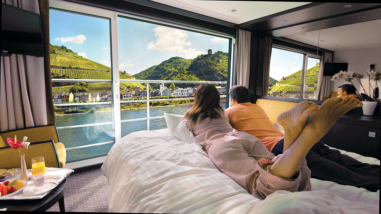 Why a river cruise holiday will help you live in the moment