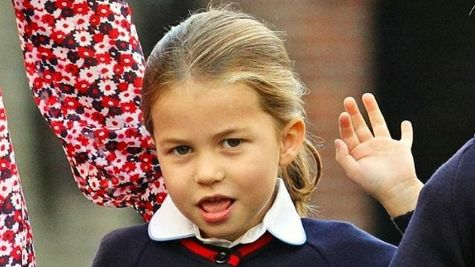 Royal schoolgirl! Princess Charlotte's first day of school is here